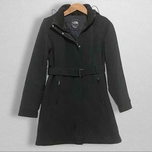 The North Face Water Resistant Quilted Lined Coat